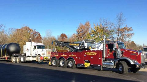 Heavy Towing Service Dayton