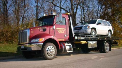 Local Towing Service Dayton